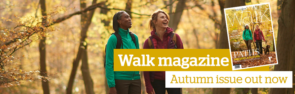 Walk magazine - Autumn issue out now