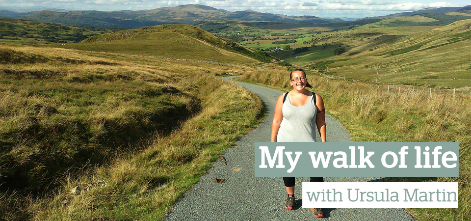 My Walk of Life with Ursula Martin