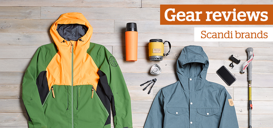 Gear reviews: Scandi brands