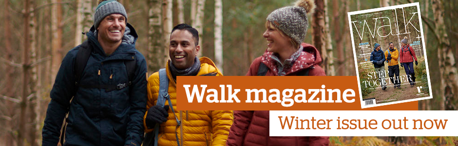 Walk magazine, Winter edition out now