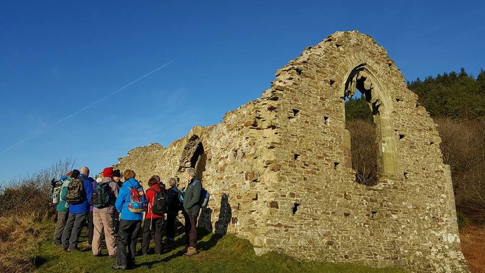 Walk with Historical Interest in Margam Area